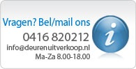 Bel/mail ons
